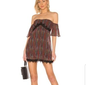 House of Harlow x Revolve Multicolored Dre…